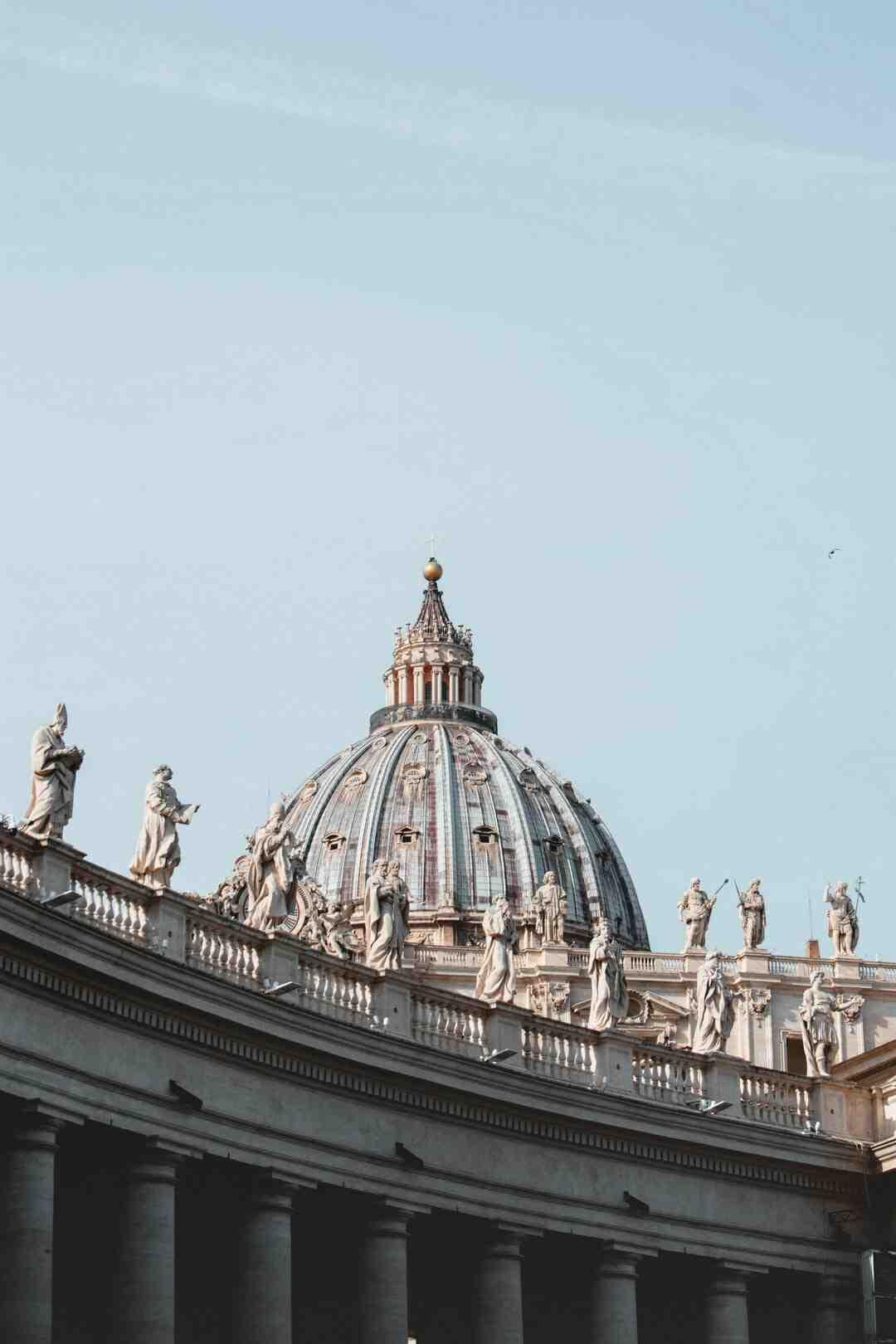 Comment visiter le Vatican