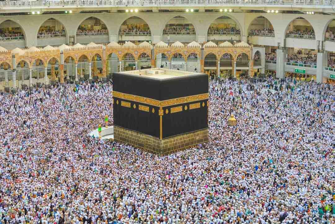 Est-ce que la Kaaba est le centre de la Terre ?