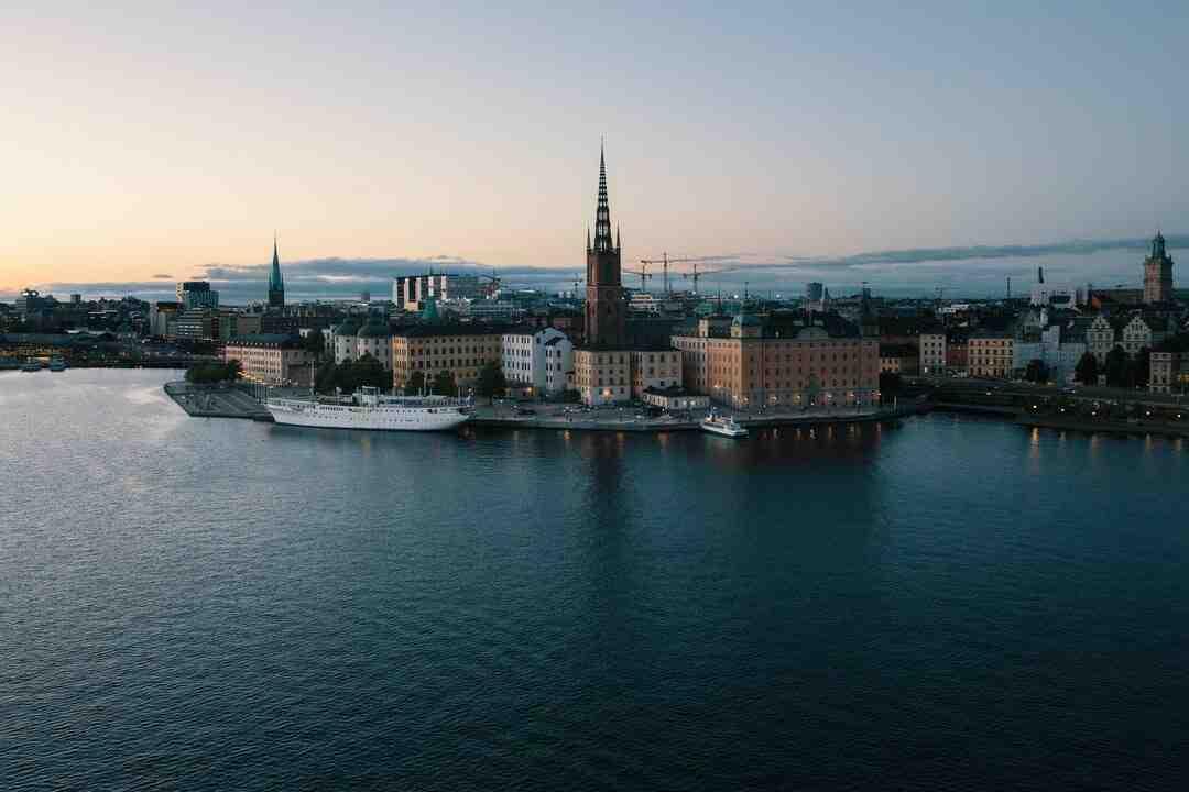 Stockholm : quand partir ? voyage, vacance, vols, prix, ...